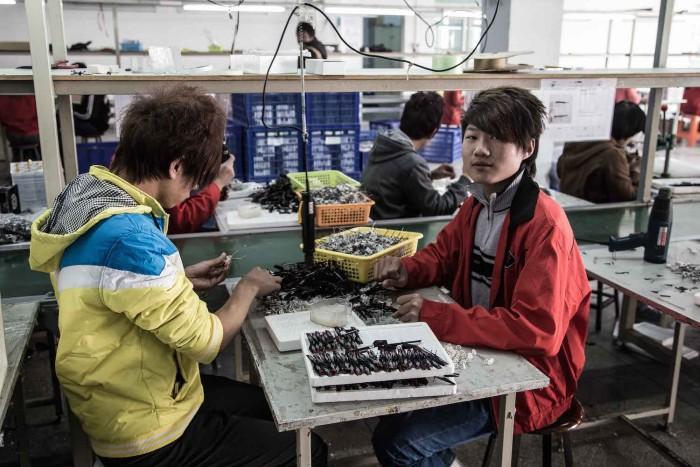 Город Шэньчжэнь производит 90% бытовой электроники в мире - 5