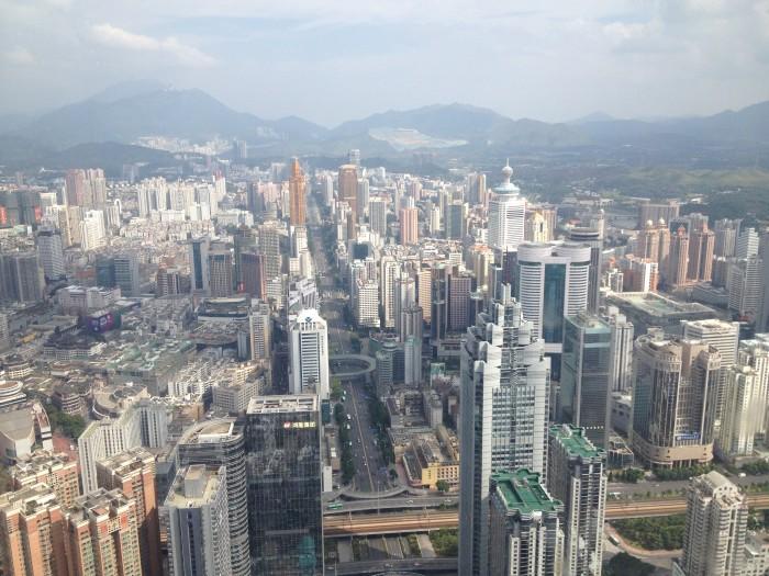Город Шэньчжэнь производит 90% бытовой электроники в мире - 1
