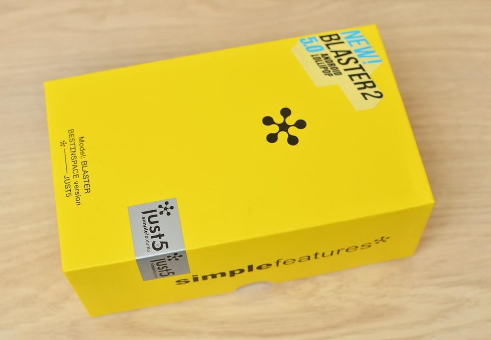 Обзор Just5 Blaster 2: новый дизайнерский смартфон от бренда, обогнавшего по продажам iPhone и Samsung* - 14