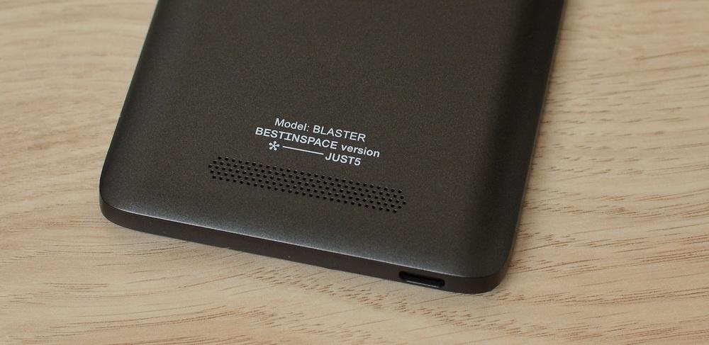 Обзор Just5 Blaster 2: новый дизайнерский смартфон от бренда, обогнавшего по продажам iPhone и Samsung* - 21
