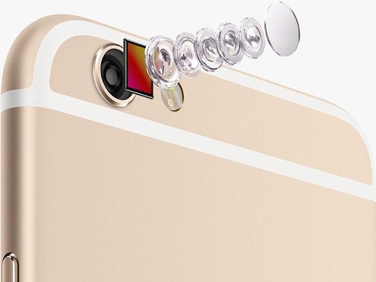 Камера смартфона Apple iPhone 6s получит объектив из пяти элементов