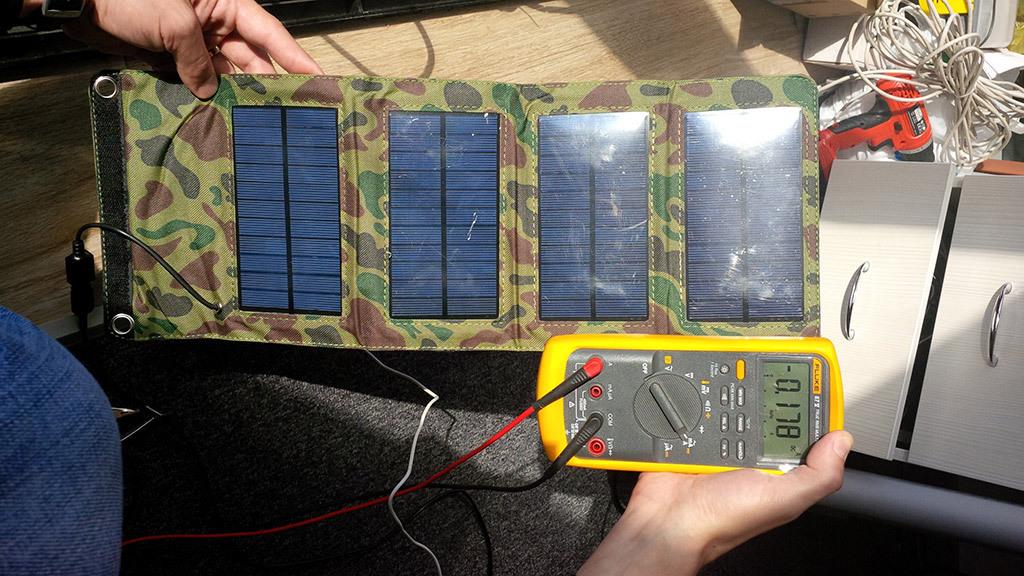 Полезное дополнение походного рюкзака – солнечная батарея - 7