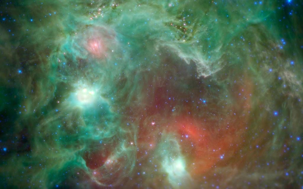 Впечатляющие фотографии космоса за неделю - 4