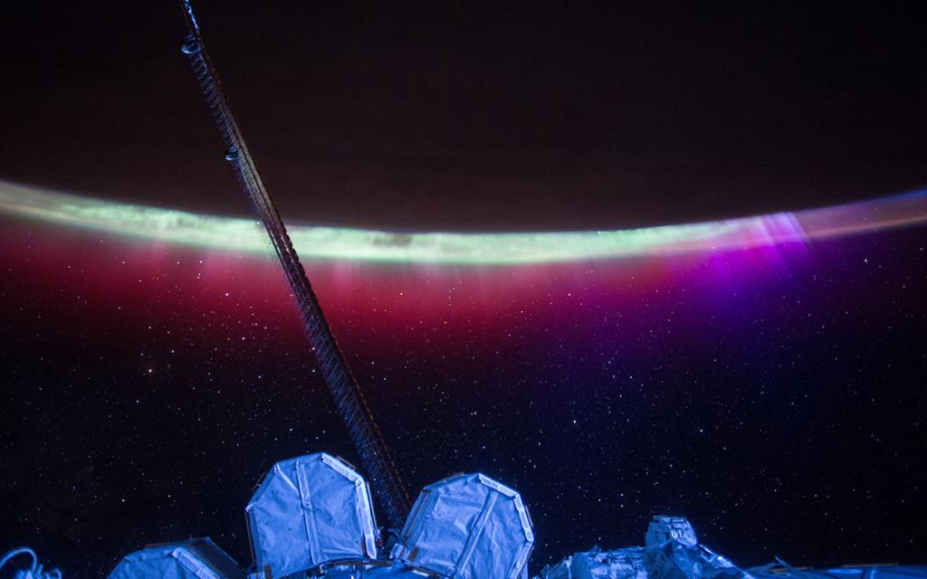 Впечатляющие фотографии космоса за неделю - 7