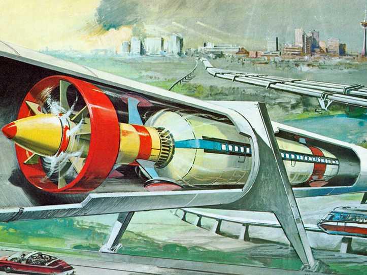 5 вещей о Hyperloop, которые стоит знать - 3