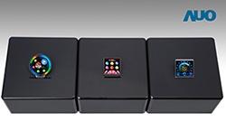 AUO покажет круглый дисплей AMOLED для носимой электроники, а также дисплеи UHD 4K для смартфонов и нотбуков