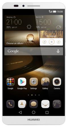 Huawei Mate S, вероятно, по дизайну повторит модель Mate 7