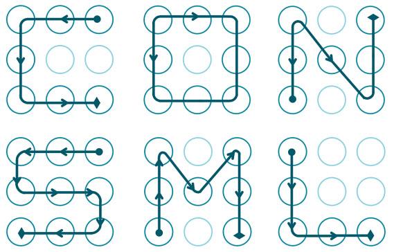 Примерно 10% опрошенных рисуют буквы, с которых начинаются имена их детей и других родственников