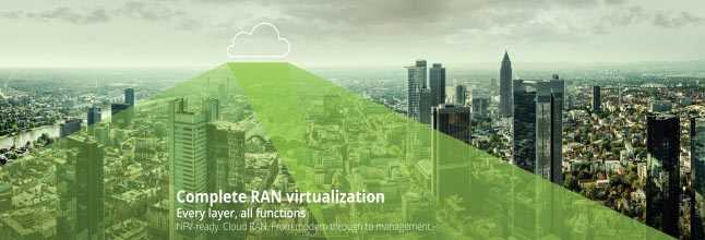 Специалистами ASOCS разработана архитектура, позволяющая выполнять функции базовой станции в виртуальной машине