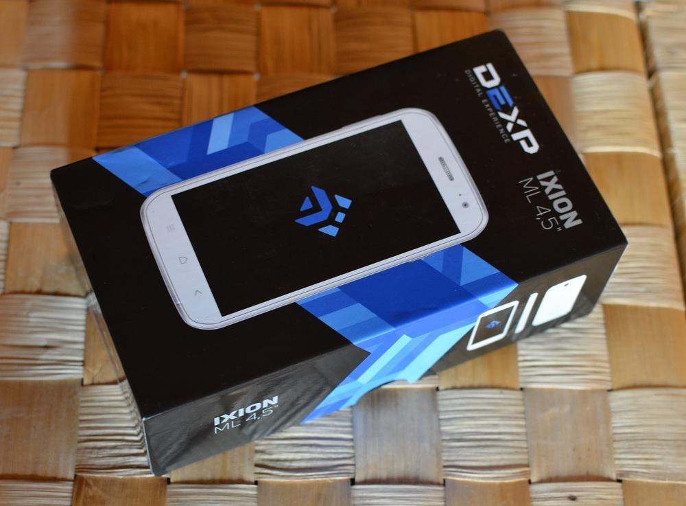 Обзор DEXP Ixion ML 4.5'': смартфон-долгожитель – неделя без розетки за 4 990 рублей - 3