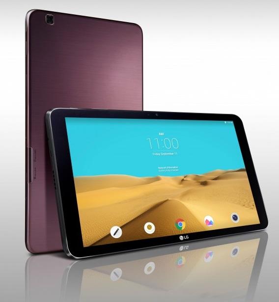 Планшет LG G Pad II 10.1 получил платформу Snapdragon 800 - 1