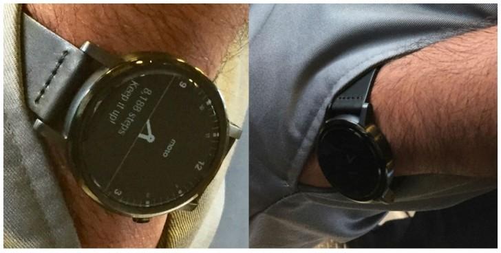 Шведский магазин проговорился о цене умных часов Moto 360 второго поколения