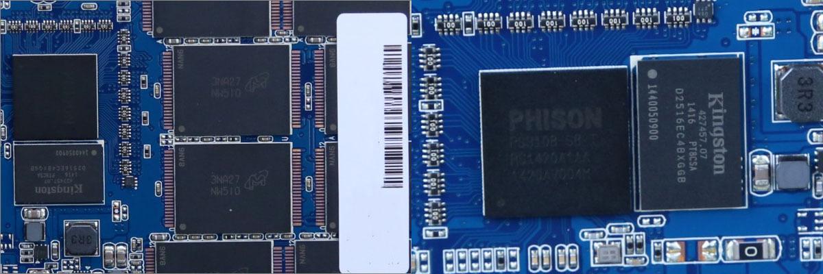 [Тестирование] Твердотельный накопитель Kingston V310 емкостью 960 гигабайт - 4