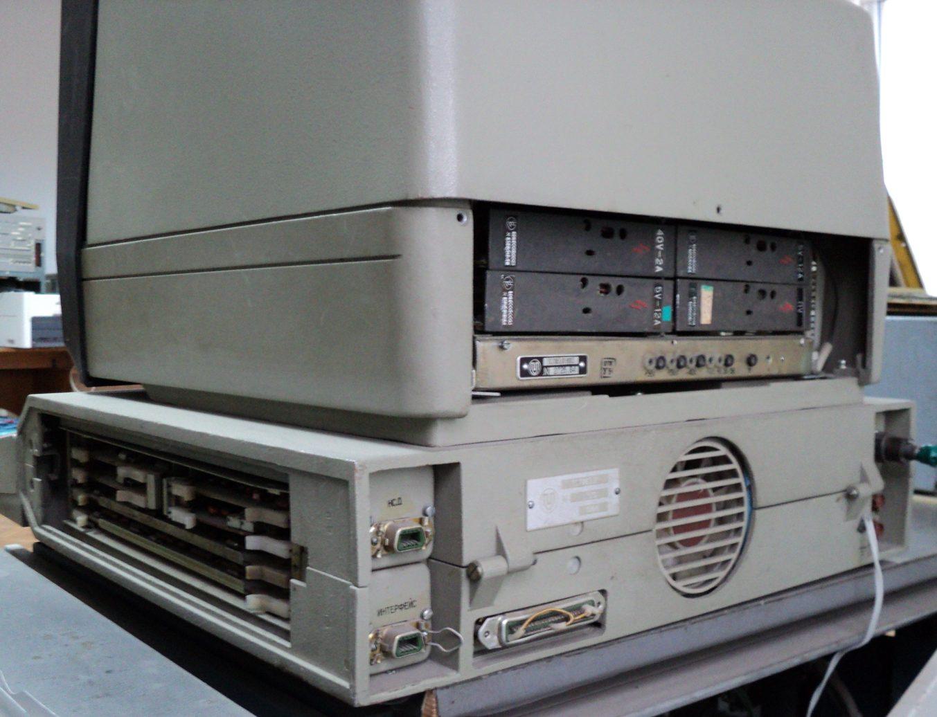 ТС-7063: Вспоминаем 80-е - 2