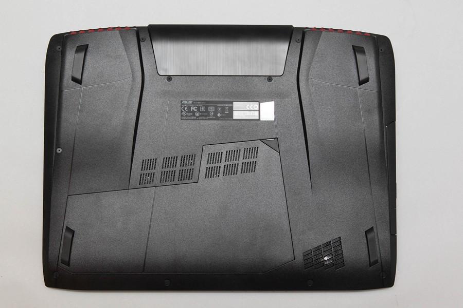 Обзор игрового ноутбука ASUS G751JY - 16