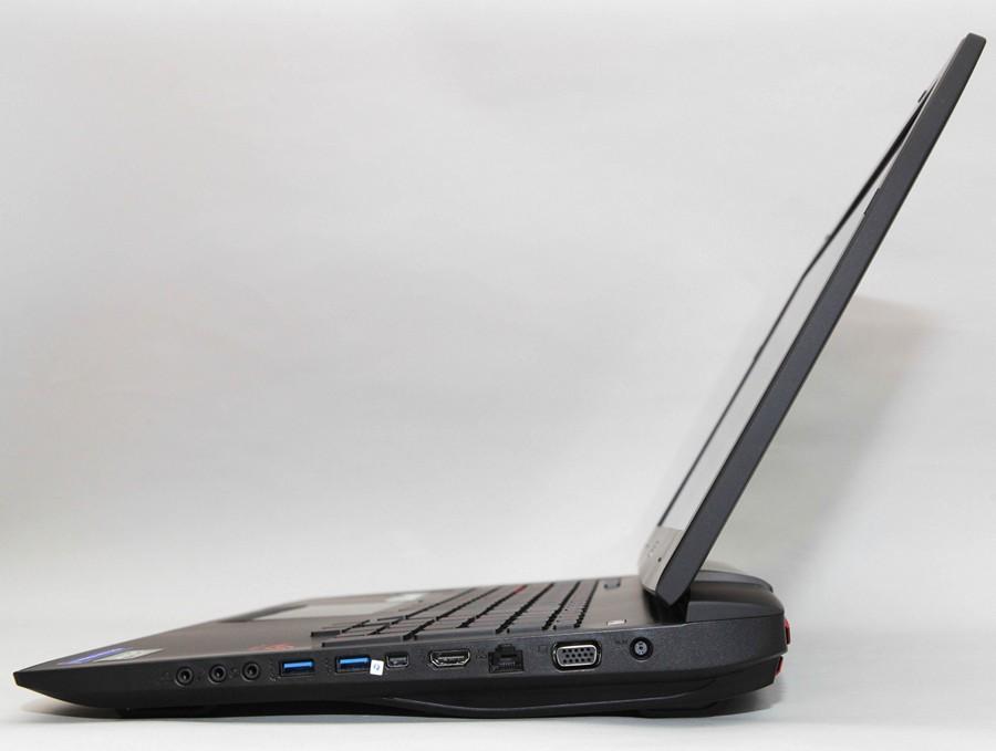Обзор игрового ноутбука ASUS G751JY - 20