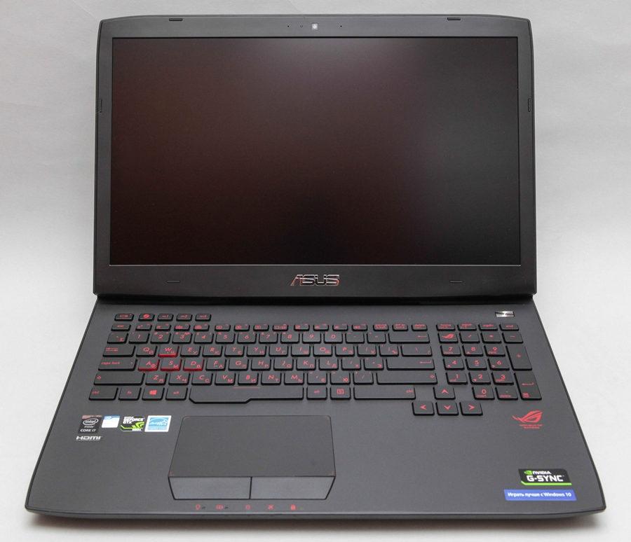 Обзор игрового ноутбука ASUS G751JY - 21