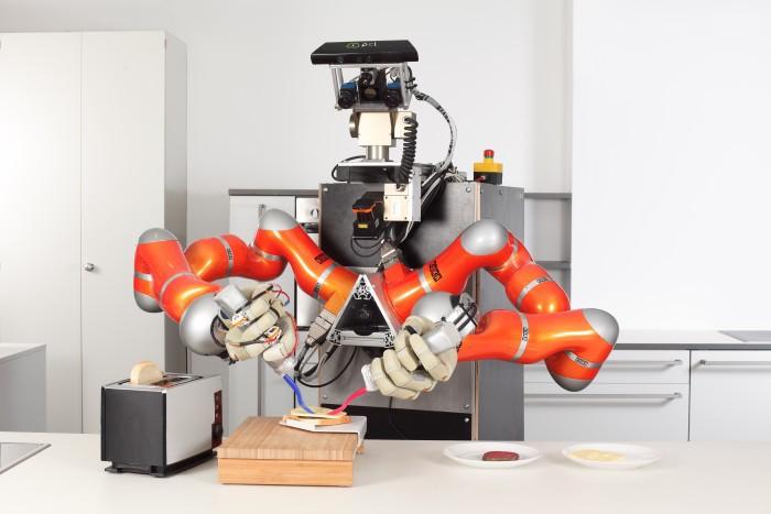 Роботов учат выполнять инструкции и готовить по рецептам - 1