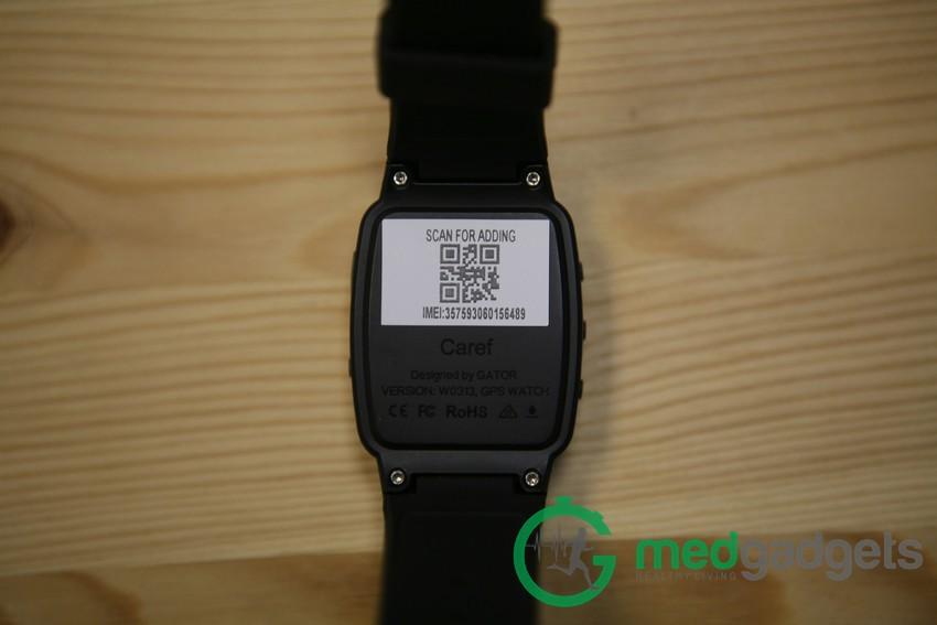 Caref — умные часы для обеспечения безопасности детей и спокойствия их родителей - 17