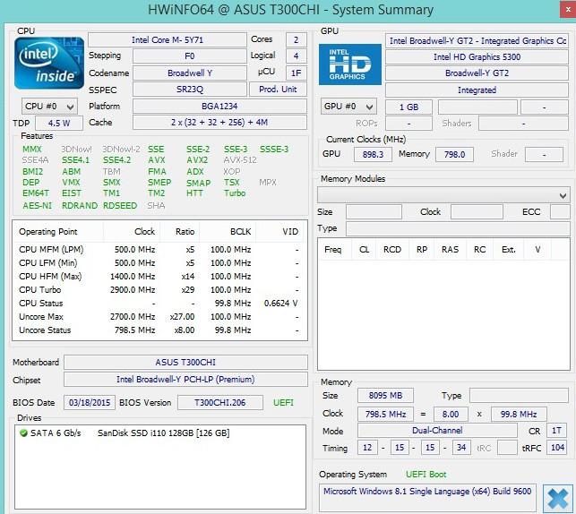 Обзор ноутбука-трансформера ASUS Transformer Book T300 Chi - 7