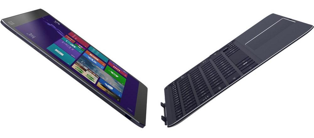 Обзор ноутбука-трансформера ASUS Transformer Book T300 Chi - 1