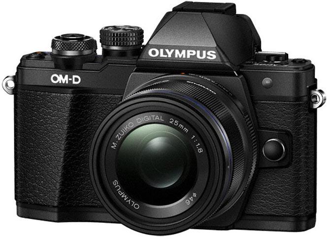 Камера Olympus OM-D E-M10 Mark II должна появиться в продаже в начале сентября по цене $650