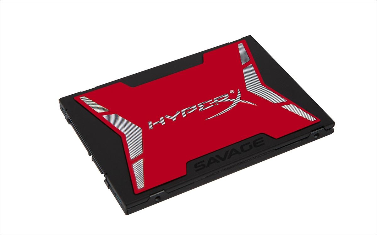[Тестирование] Твердотельный накопитель HyperX Savage емкостью 960 гигабайт - 3