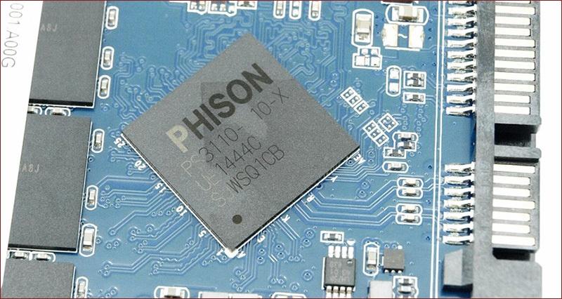 [Тестирование] Твердотельный накопитель HyperX Savage емкостью 960 гигабайт - 4