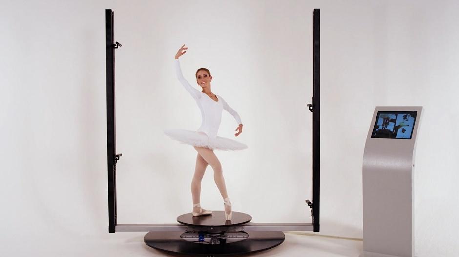 3D-сканирование и обработка модели человека с текстурой за 1 минуту — реальность - 3