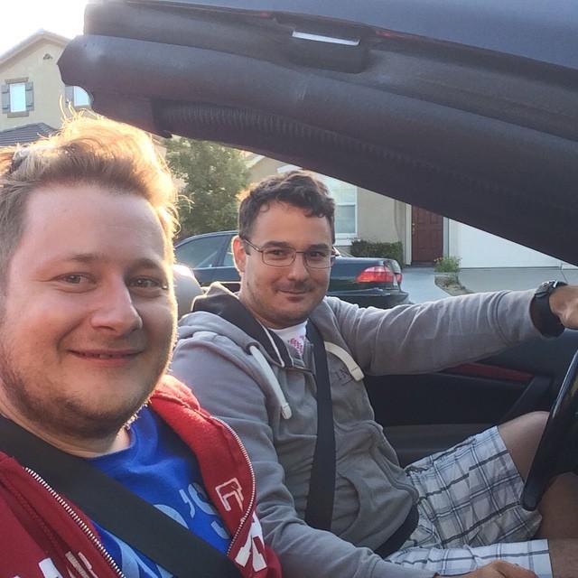 CloverR поездка в Кремниевую Долину, 3х месячный отчет и вопрос на засыпку - 8