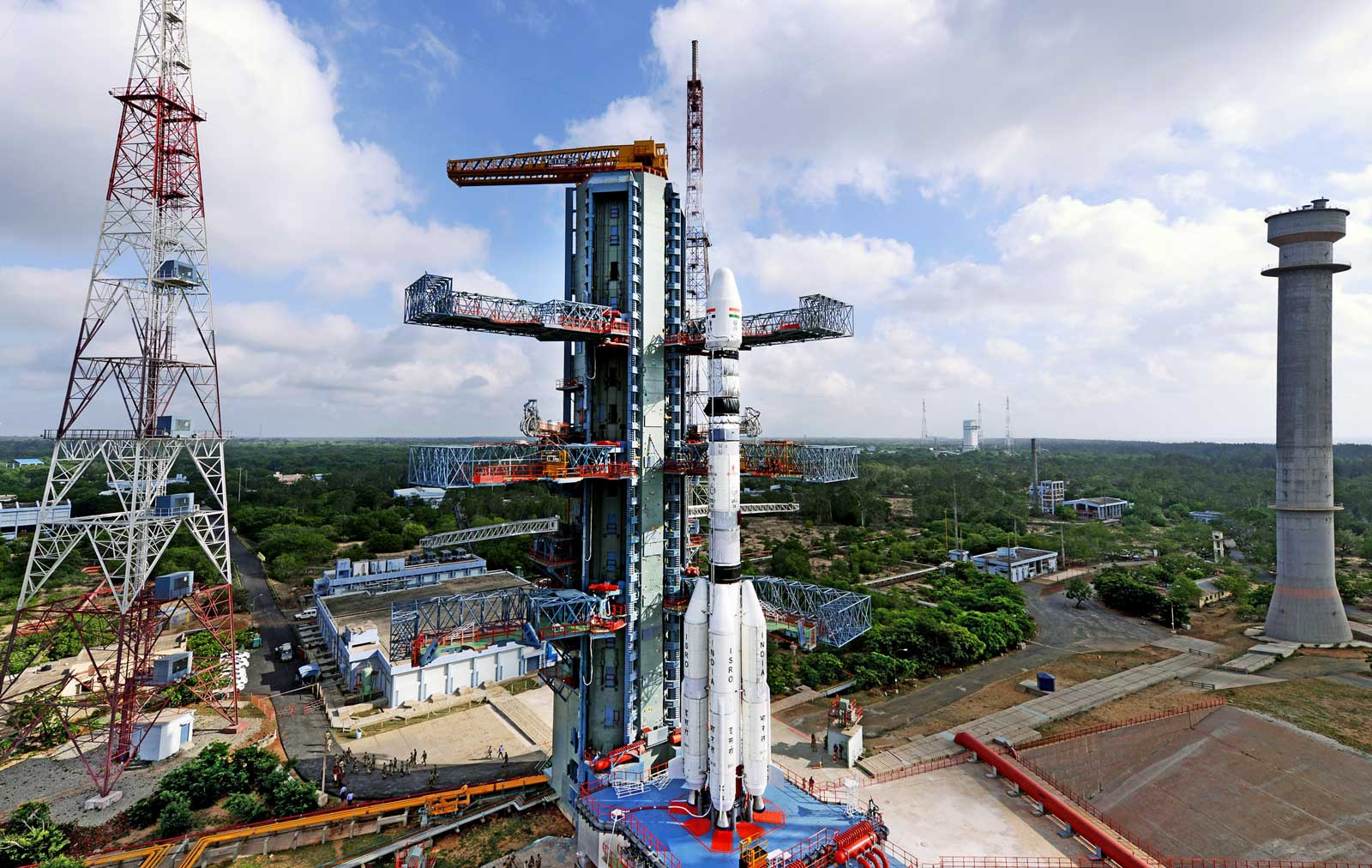 Индия успешно осуществила запуск собственной ракеты-носителя - 1