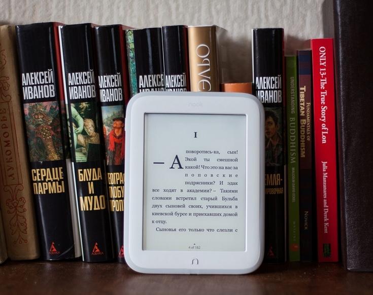 Barnes & Noble выпустит два новых устройства Nook