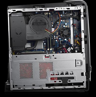 Dell обновила мини-ПК Alienware R51