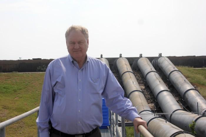 Как NASA защищало свой завод во время урагана «Катрина» - 5