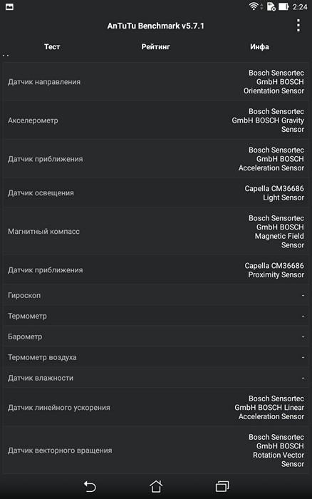 Обзор планшета ASUS ZenPad 8.0 - 5