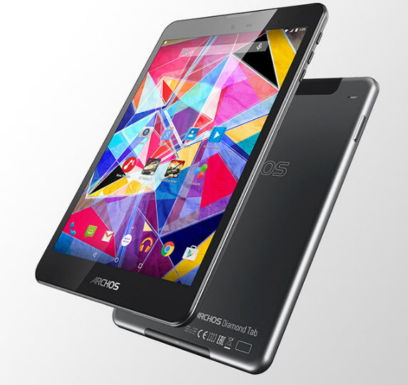 Это первый планшет в линейке Diamond, который отличается работой в сетях 4G LTE и двухдиапазонным модулем Wi-Fi