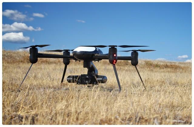 Северная Дакота разрешила установку оружия несмертельного действия на полицейские дроны - 1