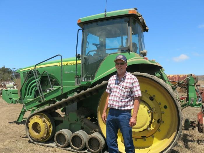 Самостоятельный ремонт трактора John Deere — нарушение закона DMCA - 1