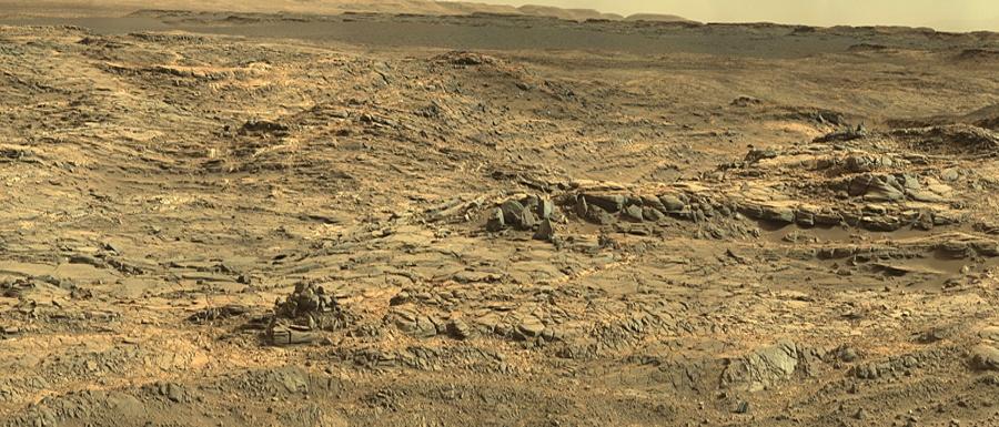 Curiosity — первые шаги по склону - 14