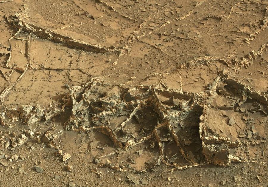 Curiosity — первые шаги по склону - 3