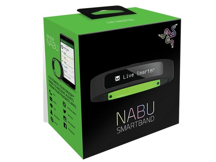 Обновлённый браслет Razer Nabu оценивается в $100