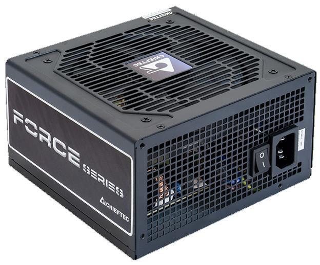 Серия Chieftec Smart включает БП мощностью от 450 до 750 Вт с сертификатом 80 Plus Gold