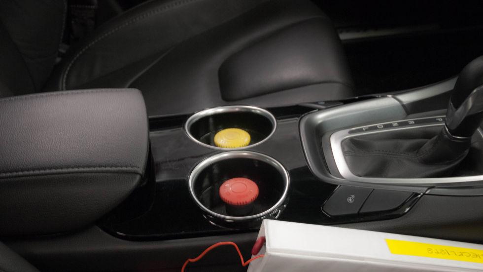 Лицом к лицу самоуправляемым автомобилем Fusion Hybrid от Ford - 3