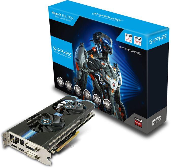 Видеокарта AMD Radeon R9 370X — эксклюзив для китайского рынка