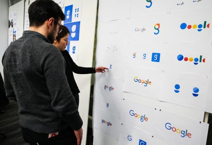 Google меняет логотип - 3