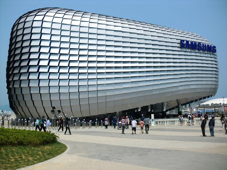 Samsung покинула десятку наиболее дорогих IT-компаний