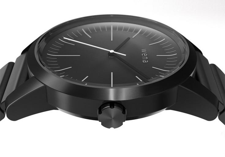 Умные часы Sony Wena обойдутся покупателям в 290 либо 575 долларов