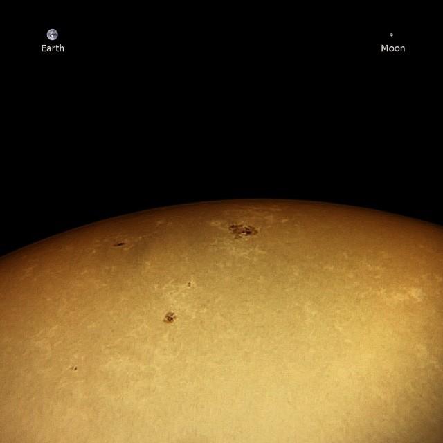 Дневная астрономия - 4