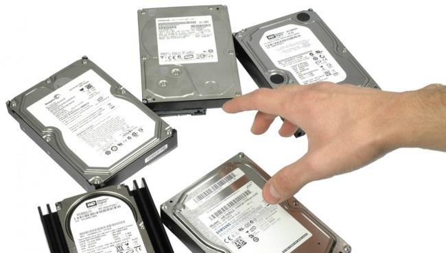 Инфографика: методика выбора HDD для компьютера и ноутбука - 1