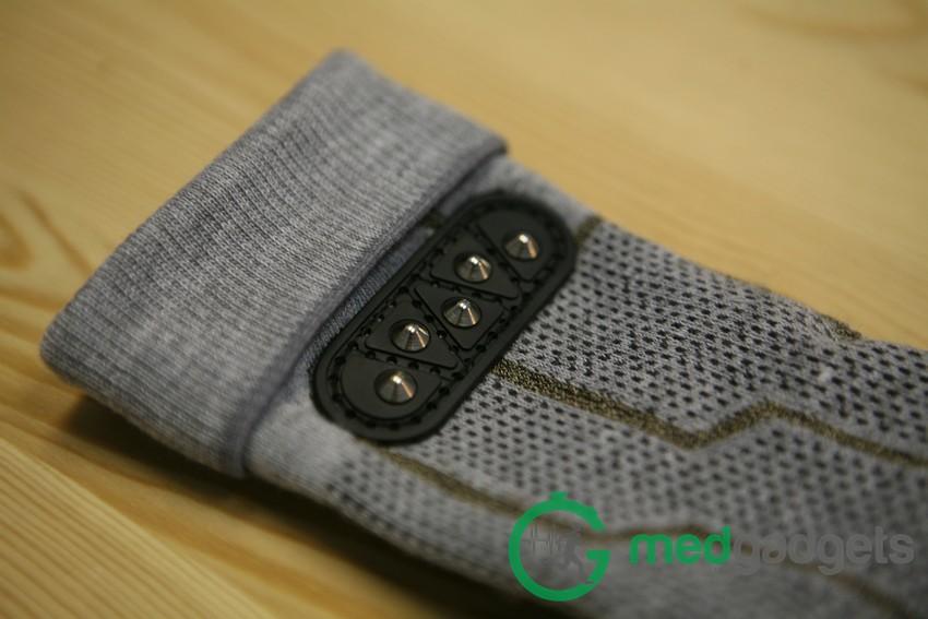 Комплект умной одежды от Sensoria для любителей бега: сам себе фитнес-трекер - 10